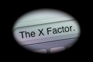 X faktor 2012