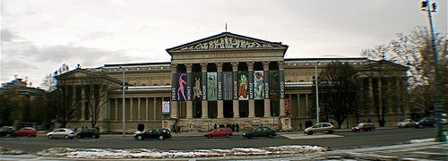 Szépművészeti Múzeum, a Hősök tere egyik legszebb épülete