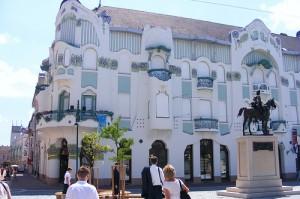 Szegeden találjuk a Móra Ferenc múzeumot
