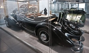 Museum Mobile - Az Audi-múzeum Ingolstadtban