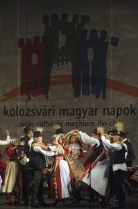A Kolozsvári Magyar Napok nyitógálája