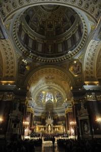 November 4. - Ünnepi hangverseny a Szent István-bazilikában