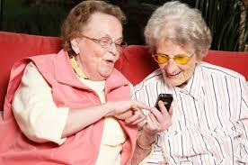 Nagymama telefon