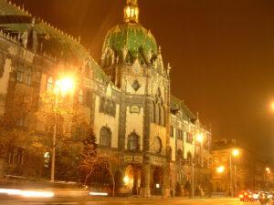 Budapesti múzeumok