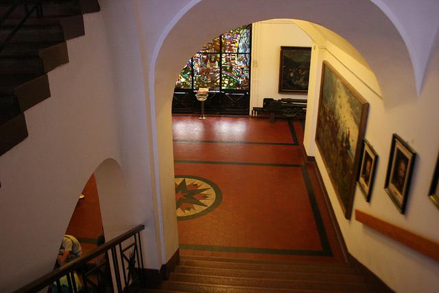 Hadtörténeti-, Iparművészeti Múzeum Budapesten