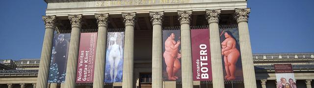 A Szépművészeti Múzeum Könyvtár: gazdag dokumentumállomány, szellemi érték-gyűjtőhely
