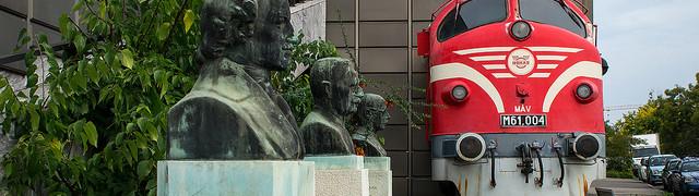A Magyar Műszaki és Közlekedési Múzeum pazar kiállítása