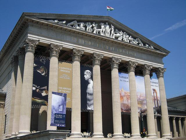 A Szépművészeti Könyvtár pazar gyűjtemánye