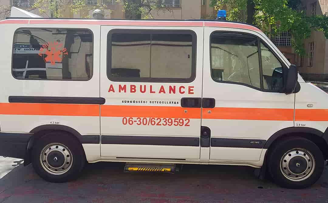 Egyre népszerűbbek itthon a magán mentőszolgálatok