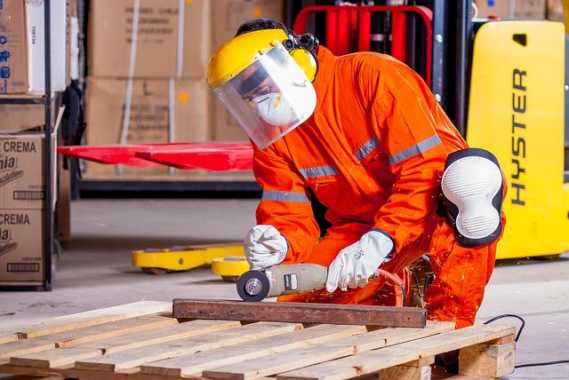 A munkavédelmi ruha fontossága