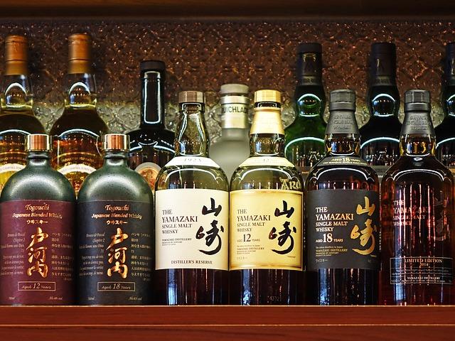 Elveszve a japán italok világában