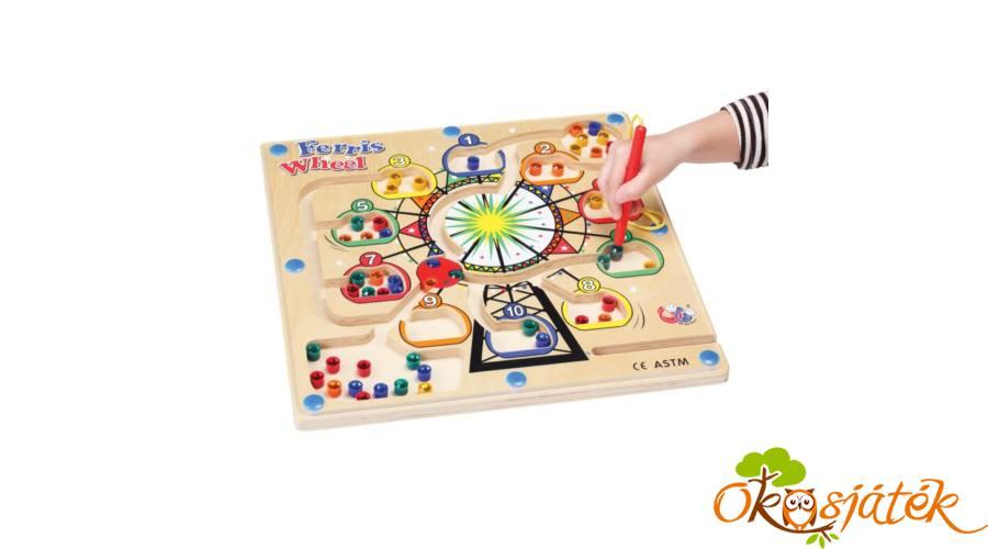 Készségfejlesztő játékok minden fejlődési szakaszhoz