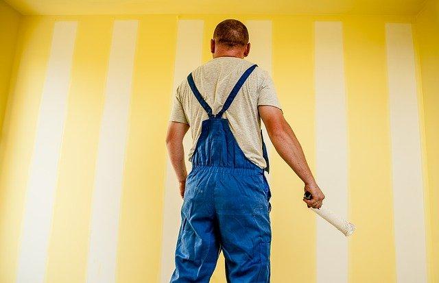 A latex festék könnyen tisztítható felületet hoz létre
